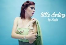 Little Darling / A RAFIA October Lookbook / by Rafia Jewelry