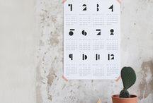 ~ Calendars  
