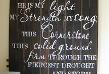 Isaiah 41:10 / by Ashley Curtiss