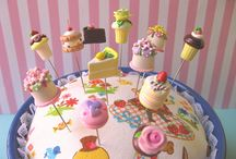 Pin Toppers / Pin Cushions and Pin Toppers