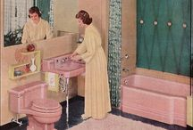 Bathrooms / by Tricia Roux