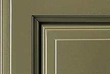 Wellborn Color - Start with a Beautiful Finish on Maple. / Started with our painted finishes  - will be loading stains next!