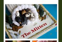 kindergarten the mitten