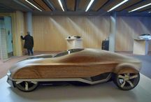 Audi Aerodynamics/Wood model