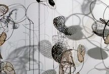 sculpture & shadow