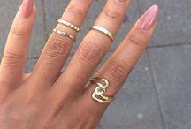 Mandľové nechty
