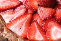 Dessert...Yummy :) / Eat your dessert first...lol! / by Lexi Waffles