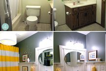Bathroom Remodels / by Carrie Siefker-Martin