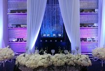 Reception Stage Designs