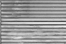 Bølgeblikk Corrugated iron