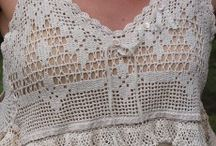 antique clothing, lace and buttons / by Barbara Waterbury