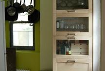 storage/kitchen