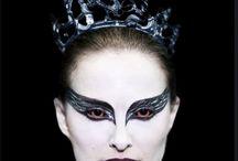 Halloween costumes/make up