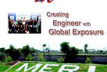 MERI Creating Engineer With Global Exposure