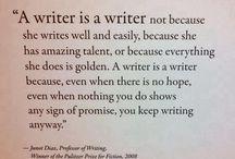 Writing / Daily inspiration amyriolo.com