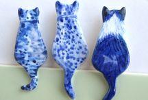 Cerâmica animais