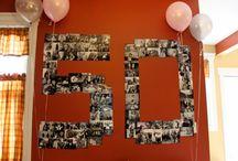 Surprise 50th Birthday / by Gina Mckinney Schlesinger