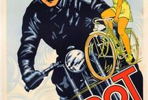 MOTOR BIKE - advertisements / Advertisements and posters for Motor Bikes
