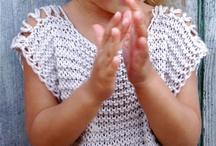 Детям вязаное
