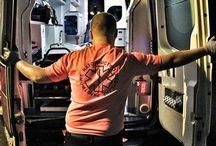 Paramedic shirt