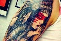 Tatuaggi Di Nativo Americano