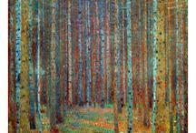 Gustafson Klimt / Abstract