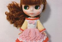 Blythe Doll Outfits