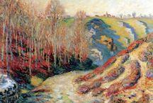 Creuse Impressionists Armand Guillaman