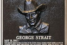 George strait / The king of country music of course!!