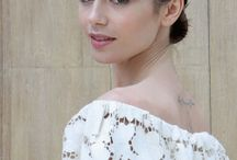 Lily Collins / Let's Take a look at Lily Collins celebrity lifestyle in images. We'll get a better idea of her statistics, measurements, body shape etc.