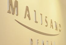Malisano Dental / Malisano Dental // logo design, brand identity, stationery, signage, collateral material, website design
