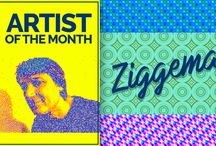 Featured Artist: Ziggeman
