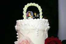 Wedding Cake. Photos: Duccio Argentini