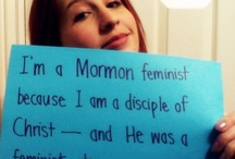 Mormon Feminist Stuff