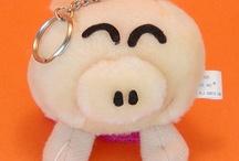 Piggy Key Cap / Ring