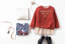Dziewczynka ubrania