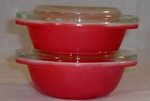 Extra Pyrex: the other colors / These are the colors I am not collecting, but they are still Pyrex. / by Kristy Spring Hudson