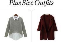 Plus Size Tøj