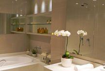 Banheiros banheiras