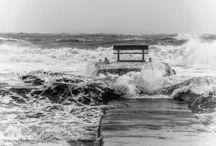 Wellen - Waves / Wellen, stürmisches Meer