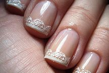 manicures that are interesting / by Laura Greenfield