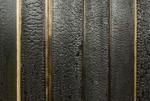 Charred wood yakisughi