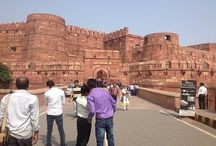 Red Fort Agra / nice Fort