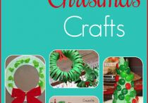 Holidays- Christmas Kid Crafts