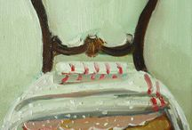 Chairs / Paintings of Chairs