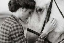 horses ❤ world