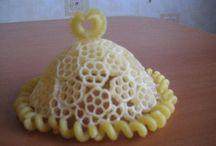 Pasta knutsel