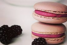 "Macarons / ""Eat every macaron as the last"""