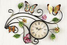 Herraje con mariposas