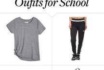 Casual oufits for school